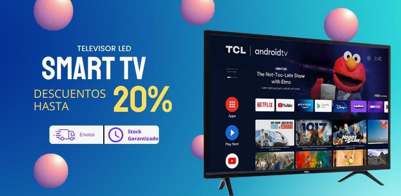 Led Smart Tv San Francisco Solano