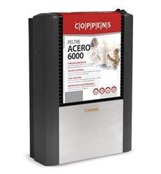 ESTUFA GAS COPPENS PELTRE ACERO C60BDPAM T/B 6000CAL DER