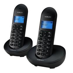 TELEFONO NOBLEX INALAMBRICO NDT4000TW