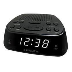 Radio Reloj Despertador Am Fm Noblex Rj960 Alarma