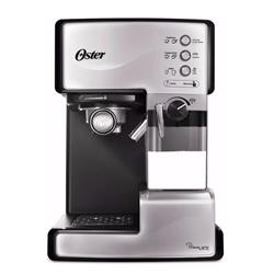 Cafetera Oster PrimaLatte BVSTEM6701 automática silver expreso, cápsulas monodosis