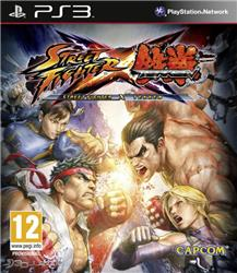 Juego Ps3 Street Fighter X Tekken Formato Fisico