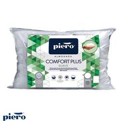 ALMOHADA PIERO COMFORT PLUS SUAVE 0.70X0.50