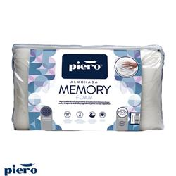 ALMOHADA PIERO MEMORY FOAM PILLOW  0.60X0.35