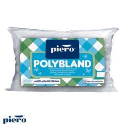 ALMOHADA PIERO POLYBAND DOBLE  0.70X0.35